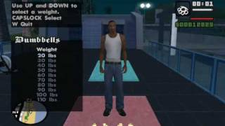 Starter Save Part 11 GTA San Andreas PC Complete