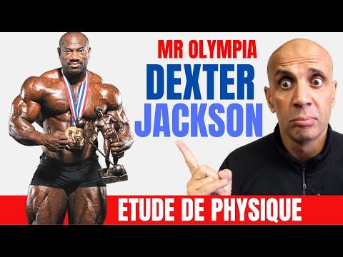 Etude de Physique : Mr Olympia Dexter Jackson  THE BLADE !