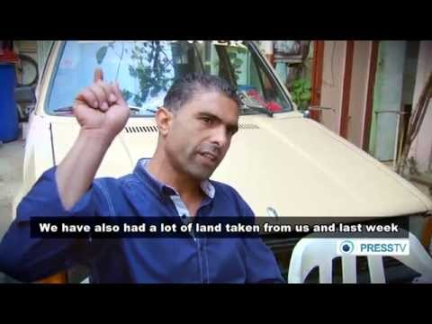 Insight into Palestinian daily life P.2 Palestine village of Azmot under Israeli settler raids