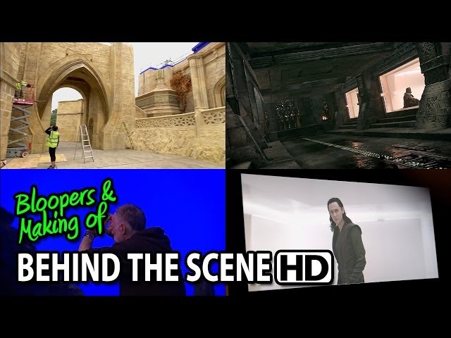 Thor: The Dark World (2013) Making of & Behind the Scenes (Part3/3)