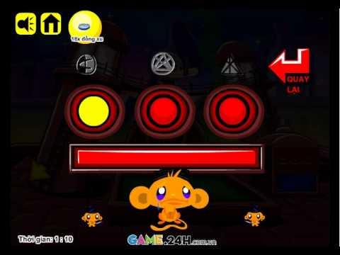 Game chú khỉ buồn 23 - Trò chơi chú khỉ buồn hóm hỉnh