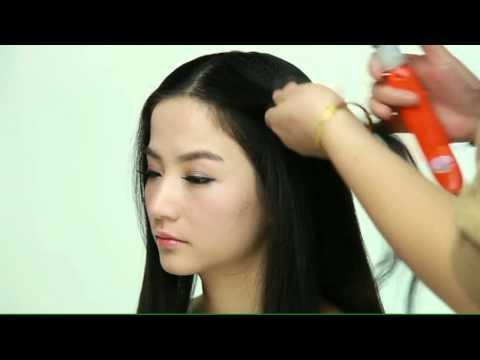 Trang điểm, làm tóc cô dâu Hàn quốc