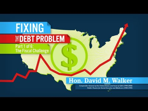 The Fiscal Challenge in Fixing the Debt Problem