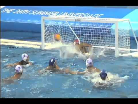 2011 Universiade Highlights
