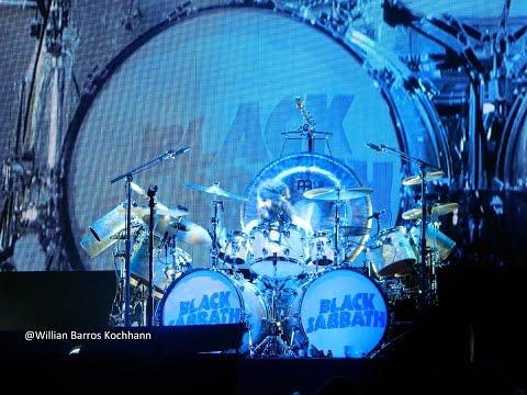 Black Sabbath - Paranoid Live Porto Alegre 28.11.2016