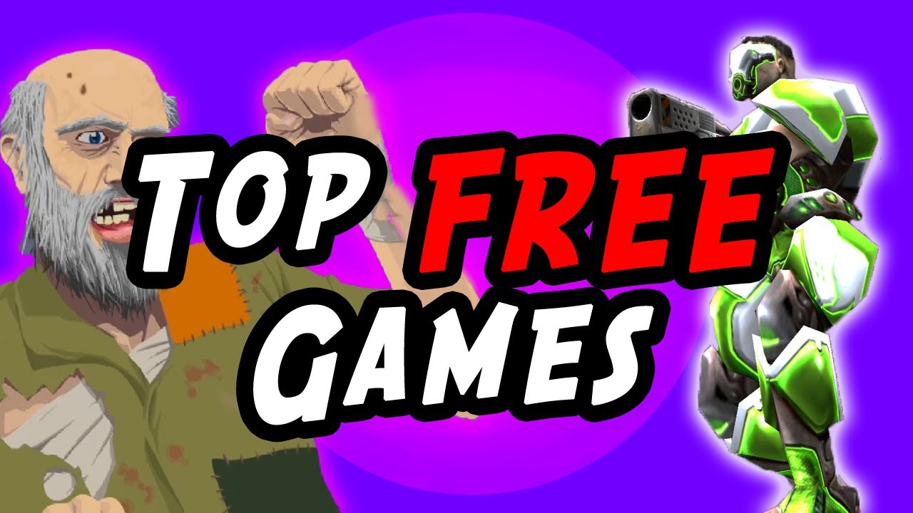 free games on the internet
