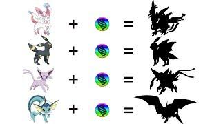 Fan Requests #1: Mega Eeveelutions  - Pokemon Mega Evolution Fanart Series