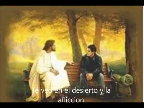 Te veo Jesus Adrian Romero videoclip lyrics