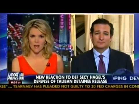Sen. Ted Cruz with Megyn Kelly