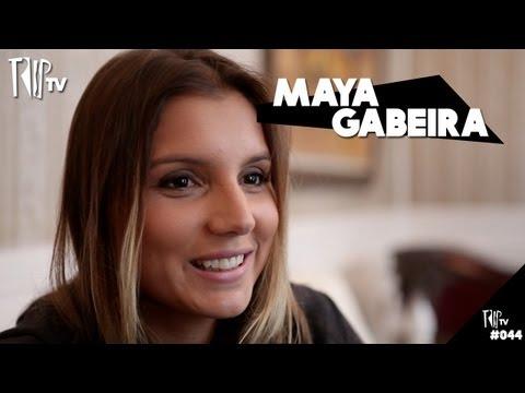 Entrevista com Maya Gabeira