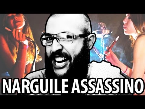 NARGUILE ASSASSINO