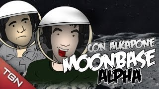 "MoonBase Alpha - ""NASA Team con: Alk4pon3, Bers y Alfalta"""