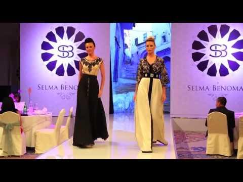 Selma BENOMAR fashion show 2014 عرض أزياء  مجموعة رمضان