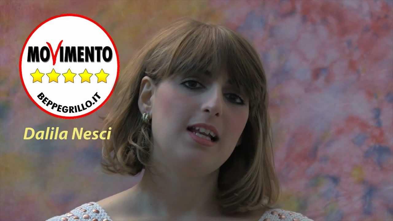 Dalila nesci nata a tropea candidata on line m5s per la for Camera dei deputati on line