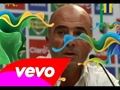 Conferencia de Prensa de Jorge Sampaoli despues del Partido - Chile vs Australia - 3-1