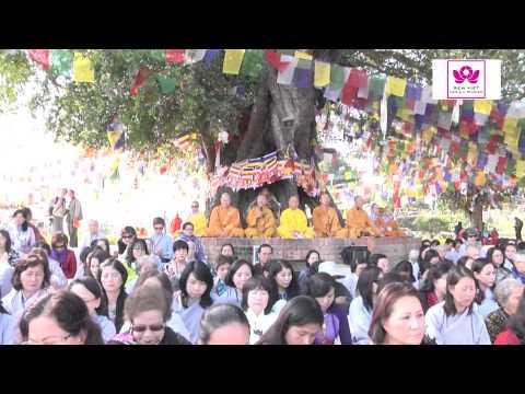 Hành hương Phật tích 2014: Hành trình trên đất Cha Lành