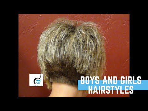 Short Stacked and Short Straight Hairstyles | Our Most Liked Haircuts