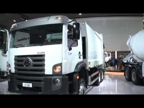 Caminhões Vocacionais Volkswagen - Sob Medida para o seu negócio