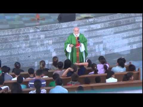 Homilia Padre Sometti 16.11.2014