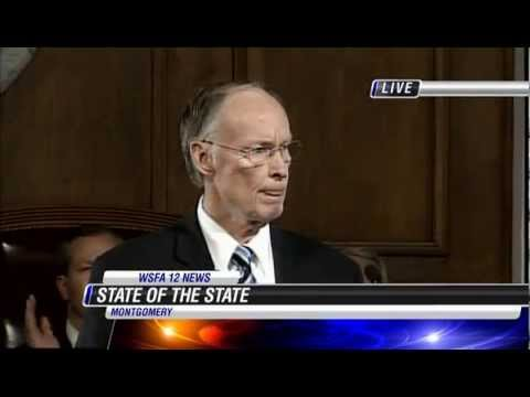Governor Bentley - State of the State 2013