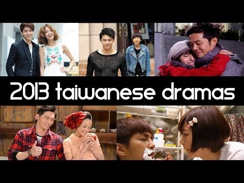 Top 5 Best Taiwanese Dramas of 2013 | Top 5 Fridays