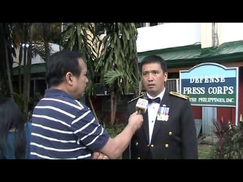AFP PAO CHIEF LTCOL RAMON ZAGALA  2014 UMAASANG BABALIK ANG CPP NPA SA NAUNTOL NA PEACE TALKS