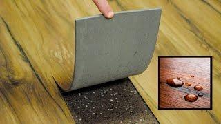 What Is Waterproof Loose Lay Vinyl Plank Flooring?   YouTube