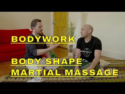 BODYWORK Martial Massage BODY SHAPE