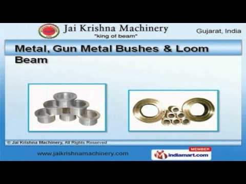 Textile Machinery Spare Parts by Jai Krishna Machinery, Surat