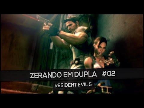 Zerando Resident Evil 5/ Veterano [parte 2]