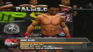 UFC Rio- José Aldo Vs Chad Mendes Luta Completa
