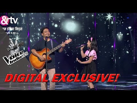 Shekinah Mukhiya Performs On Jab Koi Baat Bigad Jaye | Sneak Peek | The Voice India Kids - Season 2