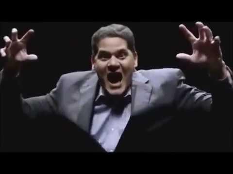 Reggie Vs. Iwata