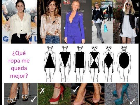 Cómo vestir para parecer más alta y esbelta, ¿Qué nos queda mejor?