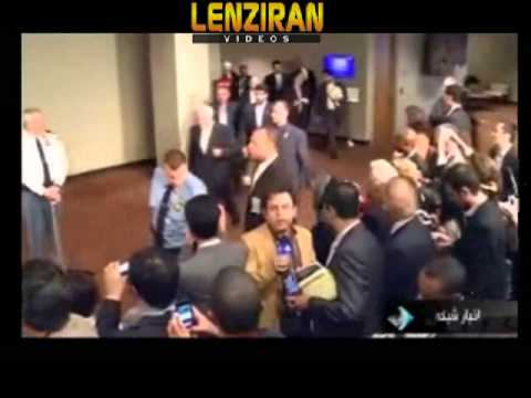Iranian TV report of 5+1 and John Kerry 30 minutes  meeting with foreign minister Zarif in New York
