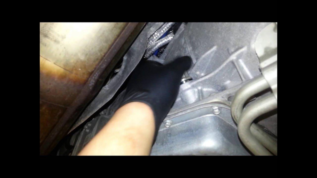 2011 f150 trans fluid check autos post