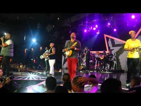 Gravação DVD Grupo Clareou 2013 - TUDO DE BOM