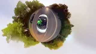 [Croc on drugs on a 360° Berlin Planet Trip] Video