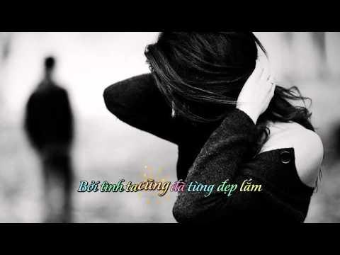 [Karaoke] Cuối Cùng Cũng Là Chia Tay - Hồ Quang Hiếu ft Lương Khánh Vy (Lyrics)