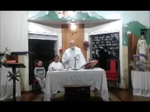 Santa Missa | 18.07.2020 | Sábado | Padre José Sometti | ANSPAZ