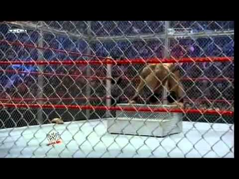 John Cena vs Randy Orton   Hell In A Cell Part 2 of 4