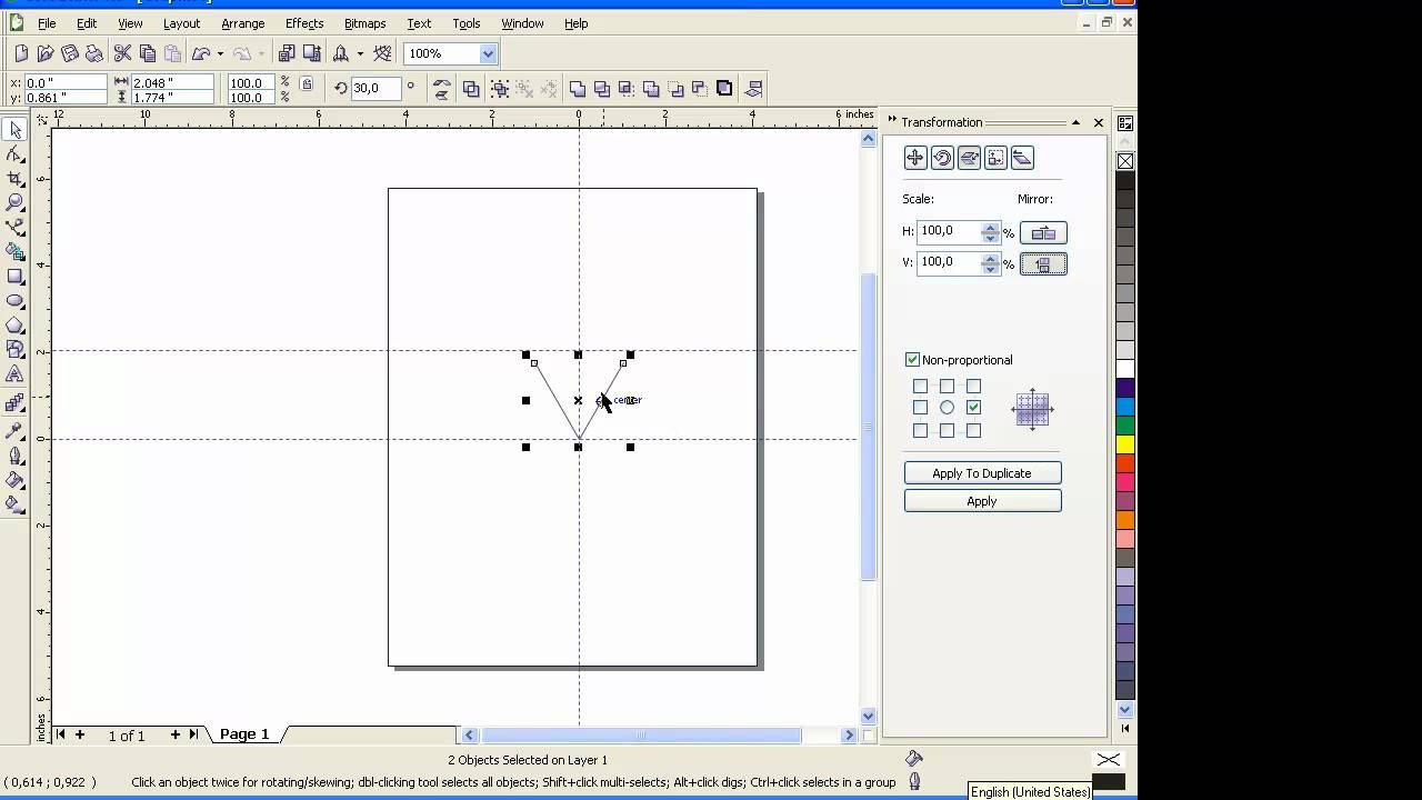 File Frame Template