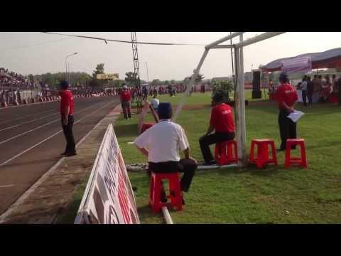Ya Z chạy sân Bình Phước đầu năm 2014