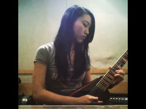 Children Of Bodom  Done With Everything,Die For Nothing solo cover by Saaya part1