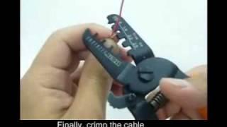 CRIMP PIN EXTRACTORs removal Molex JST AMP JAE HRS Tyco Würth Engineer PAS-SET