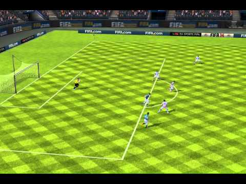 FIFA 14 iPhone/iPad - romeo_kev vs. FK Austria
