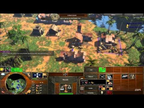 Age Of Empires III Campaña Parte 5 (Acto 1