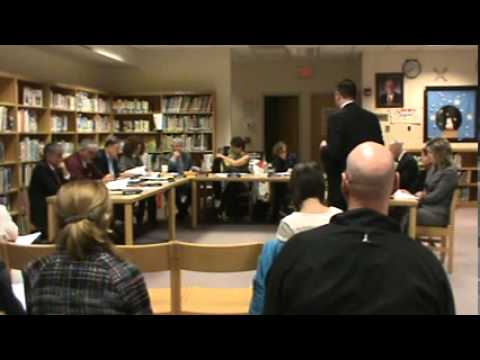 New Hartford Central School Board Mtg. 02/04/14