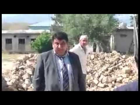 Навори тахриб кардани қароргоҳи ҲНИТ дар Панҷакент