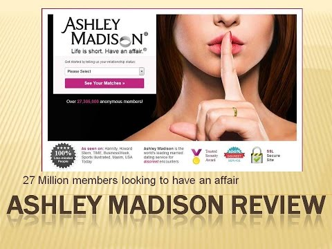 how does ashley madison work?